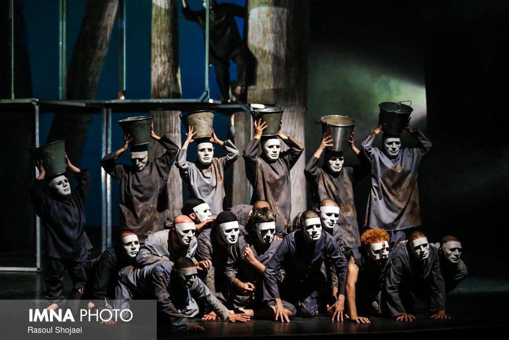 نگاهی به فراز و فرودهای تئاتر اصفهان
