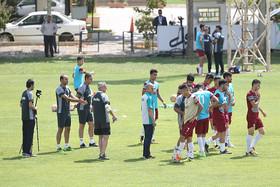 فوتبالیست های مسافر جاکارتا مشخص شدند