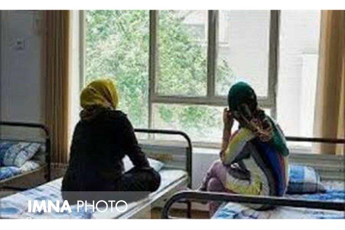 تأمین محل امن برای زنان خشونت دیده +مدت اقامت در خانههای امن