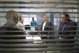 نخستین جلسه شورای هماهنگی ستاد سازمانهای وابسته شهرداری