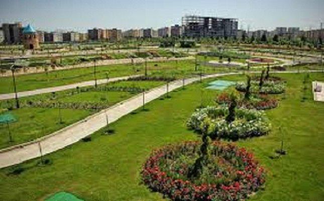 همراهی مردم با سازمان پارکها در تابستان کمآبی