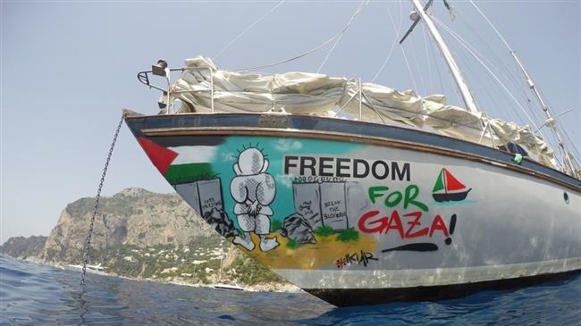 Israel seizes second Gaza-bound Flotilla boat