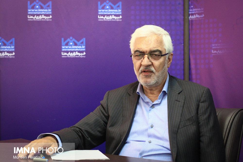 جلب اعتماد مردم بزرگترین سرمایه مدیریت شهری اصفهان است