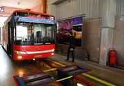 معاینه فنی اتوبوس