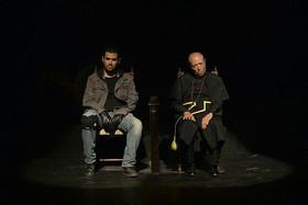 «اعتراف» شهاب حسینی و علی نصیریان