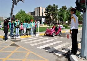"""اجرای طرح """"الفبای رانندگی"""" ویژه کودکان و نوجوانان"""