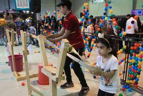 جشنواره بازی و سرگرمی اتل متل سه نقطه