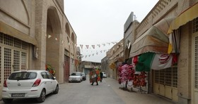تجربه تهران در بافت تاریخی اصفهان