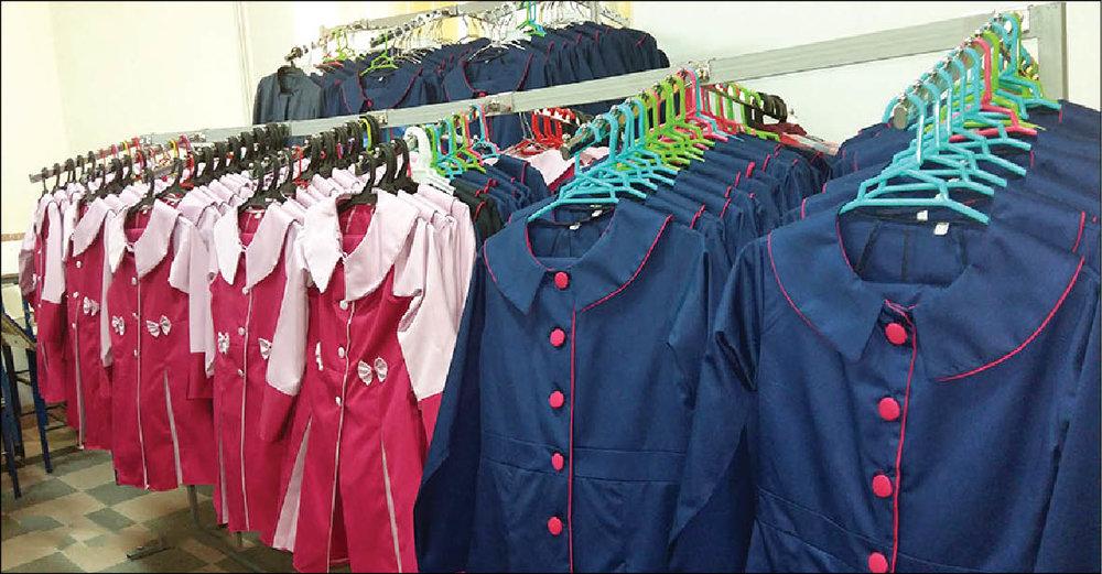 سود مدارس از فروش لباس مدرسه ۴ برابر تولیدکنندگان است