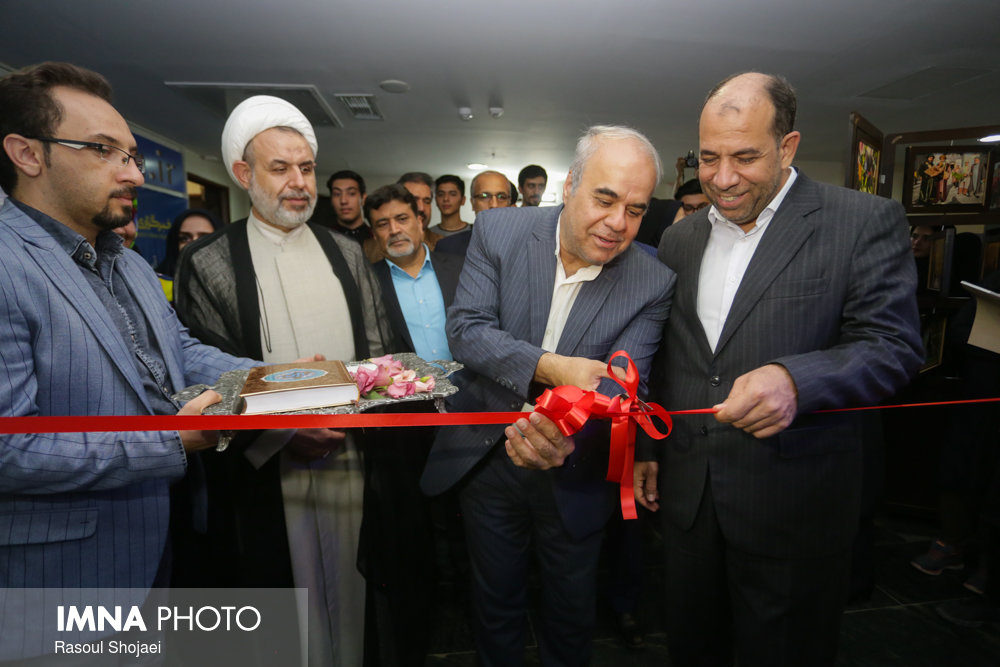 افتتاح مدرسه ایمنا با حضور معاون وزیر فرهنگ و ارشاد اسلامی