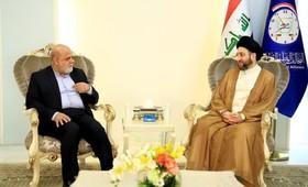 تاکید حکیم بر غیر قانونی بودن تحریمها علیه ایران