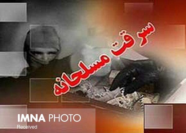 جولان سارقان نقابدار در آبادان/زن اصفهانی در حیاط خانهاش خشک شد