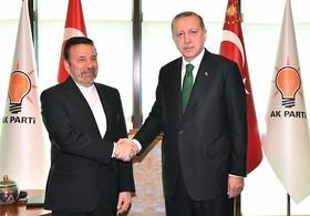 تأکید اردوغان بر توسعه مناسبات ایران و ترکیه