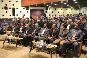 آیین تکریم و معارفه خدمتگزاران مردم در شهرداری اصفهان