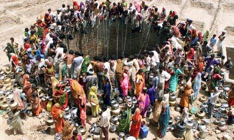 آب در هندوستان