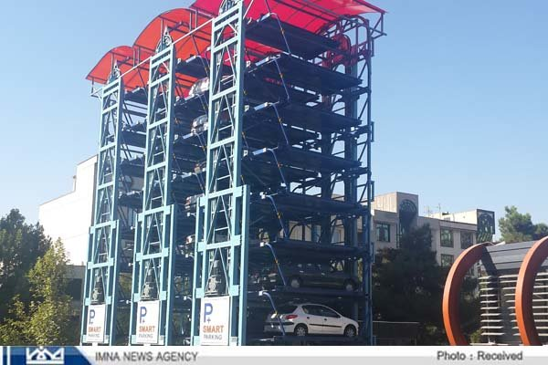Automated parking systems to increase in Isfahan