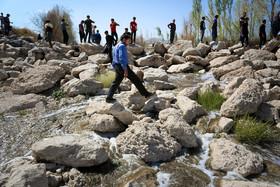 طرح بازچرخانی آب زاینده رود بدون همکاری مردم اجرایی نمیشود