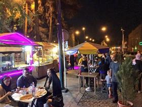 خیابان غذا راه اندازی می شود