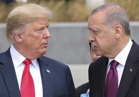 ترکیه در تکاپوی دور زدن تحریمها