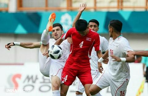 تیم ملی فوتبال امید از قطر شکست خورد
