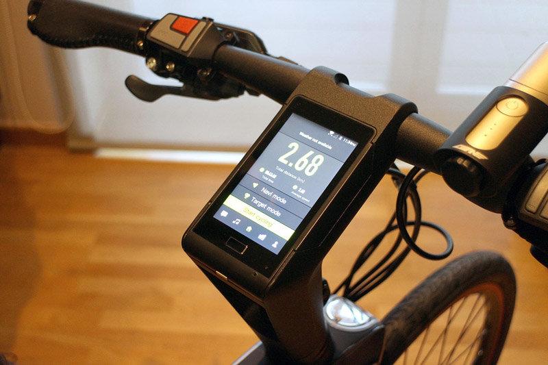 دوچرخه های هوشمند