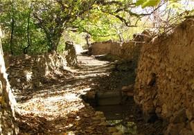 Tourism village of Esfarjan