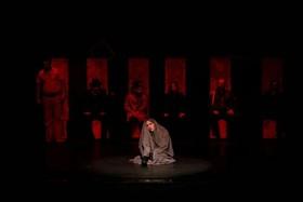 افرا، قربانی سکوت صحنه فرشچیان