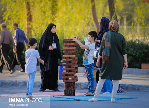 جشنواره ابر بازی های چوبی
