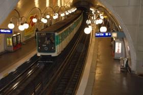 متروپولیتن؛ پرکارترین متروی اروپا