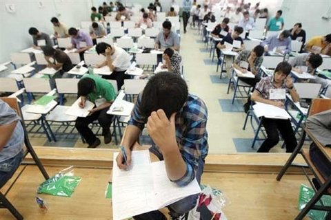 هوش و خلاقیت دانشآموز معیار آزمونهای سمپاد است