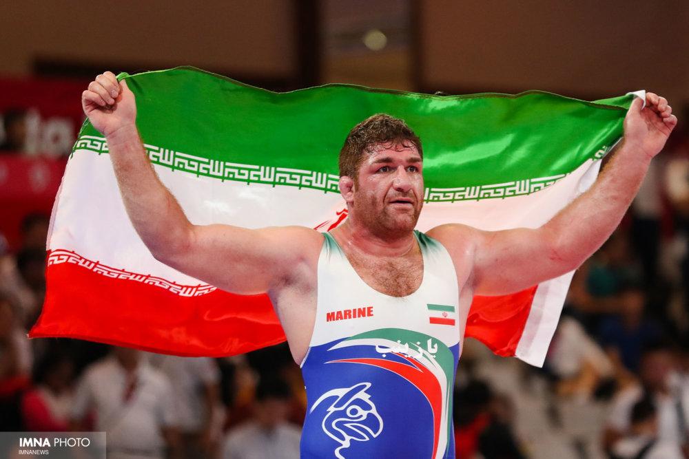 Iran's squad of athletes shine