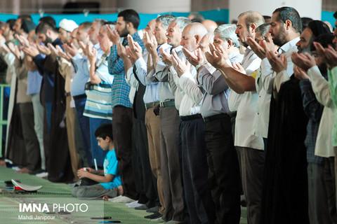 نماز باشکوه عید قربان
