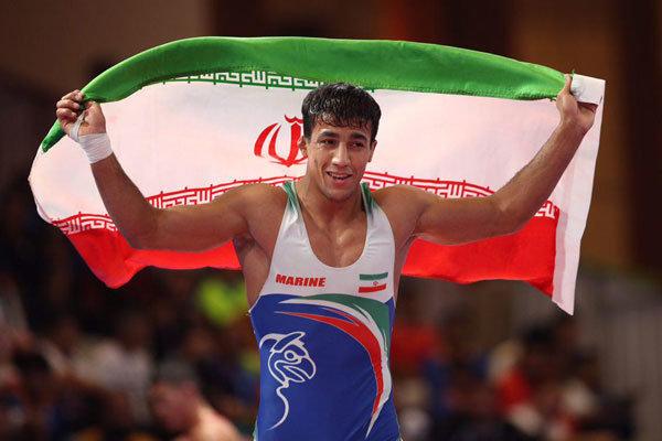 Iran bags gold medals