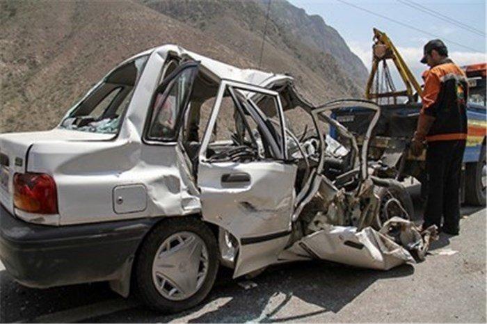 سه کشته و مجروح در واژگونی خودرو سواری در اصفهان