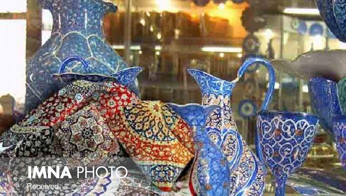 حضور پررنگ اصفهان در سیامین نمایشگاه ملی صنایع دستی