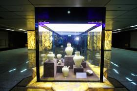 آثار مکشوفه در مترو  فرهنگ غنی شهر اصفهان را نشان می دهد