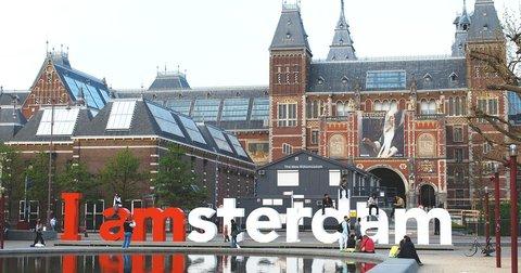 حمایت شهرداری آمستردام از دانشجویان شهر