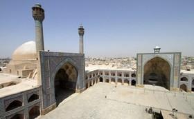 ضرورت مرمت مساجد جهانی اصفهان