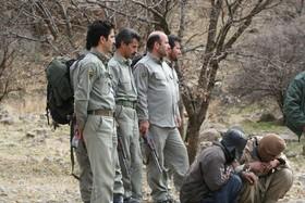 ۲۵شکارچی متخلف در کاشان دستگیر شدند