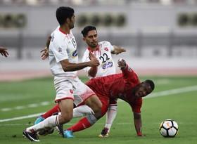 شکست خفیف پرسپولیس در قطر/ امیدواری سرخها به بازی برگشت