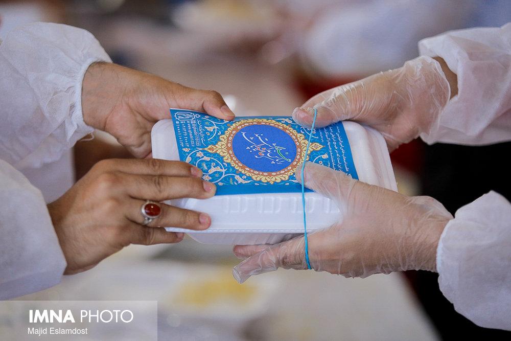 افتتاح متمرکز طرح اطعام مهدوی در استانهای مختلف کشور