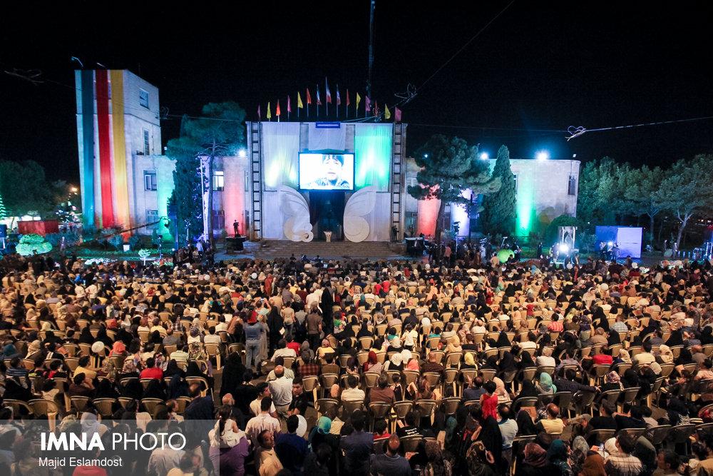 جشنواره کودک امسال کمترین حاشیه را داشت