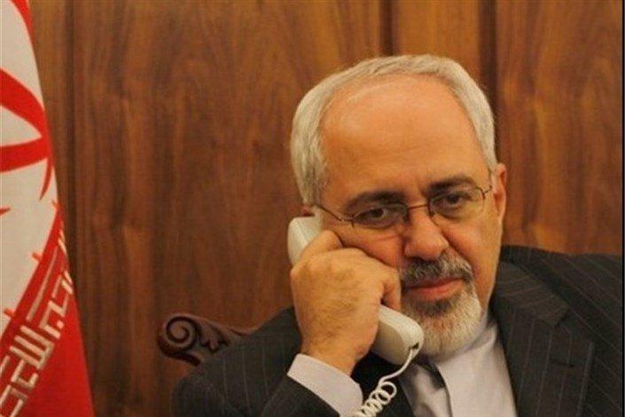 گفتوگوی ظریف با وزیر خارجه عراق