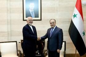 استقبال ظریف از مشارکت شرکتهای خصوصی ایران در بازسازی سوریه
