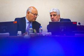 دیدار وزیر علوم افغانستان با رئیس دانشگاه اصفهان