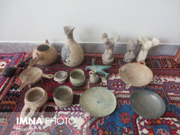کشف آثار باستانی ایران در یک کشور اروپایی