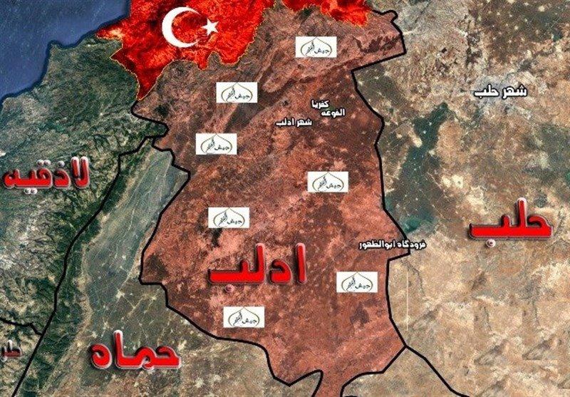 ادلب؛ تمنای نابودی شورشیان و دغدغه بشر دوستی