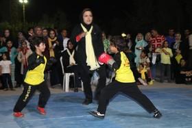 جشنواره ای از جنس ورزش برای خانواده های اصفهانی