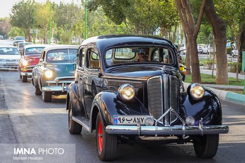 جولان دوباره خودروهای کلاسیک به شرط سازگاری با محیط زیست!