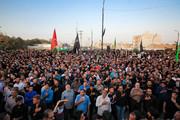 اجتماع عظیم عزاداران حسینیه ایران